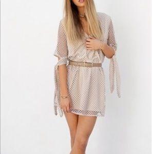 Olivia Mesh Dress